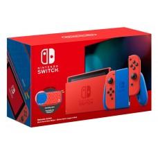 Игровая приставка Nintendo Switch Особое издание Mario Red & Blue