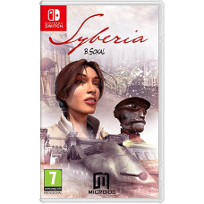 Сибирь (Syberia) (русская версия) (Nintendo Switch)