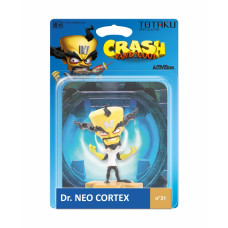 Фигурка Totaku Crash Bandicoot (Dr. Neo Cortex)