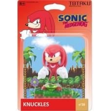 Фигурка Totaku Sonic the Hedgehog (Knuckles)