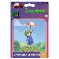 Фигурка Totaku Lemmings (Umbrella Lemming)