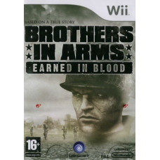 Brothers In Arms: Earned In Blood (Wii / WiiU)