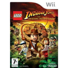 LEGO Indiana Jones: The Original Adventures (Wii / WiiU)