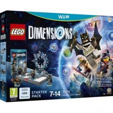 LEGO Dimensions (стартовый набор) (Wii U)
