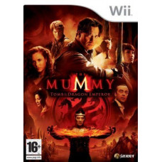The Mummy: Tomb of the Emperor (Wii / WiiU)