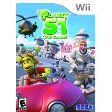 Планета 51 (Wii / WiiU)