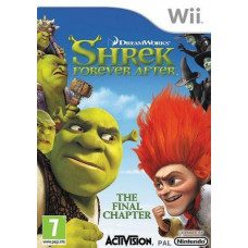 Shrek Forever After (Wii / WiiU)