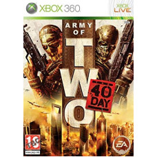 Army of Two: 40th Day (Xbox 360)