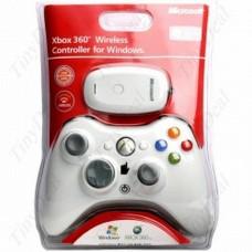 Геймпад Microsoft Wireless Controller White for Windows (Xbox 360)