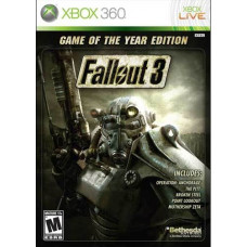Fallout 3: Game of the Year Edition (Xbox 360 / One / Series)