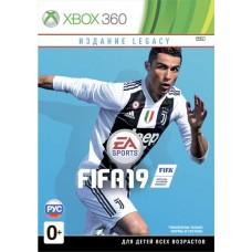 FIFA 19. Legacy Edition (русская версия) (Xbox 360)