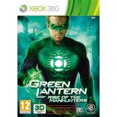 Green Lantern: Rise of the Manhunters (Xbox 360)