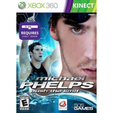 Michael Phelps: Push the Limit (для Kinect) (Xbox 360)