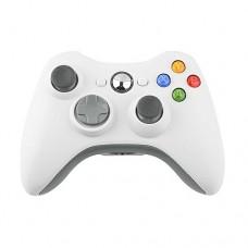 Беспроводной геймпад Xbox 360 (Белый)