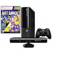 Игровая приставка Microsoft Xbox 360 E 500 ГБ + Kinect + Just Dance 2016